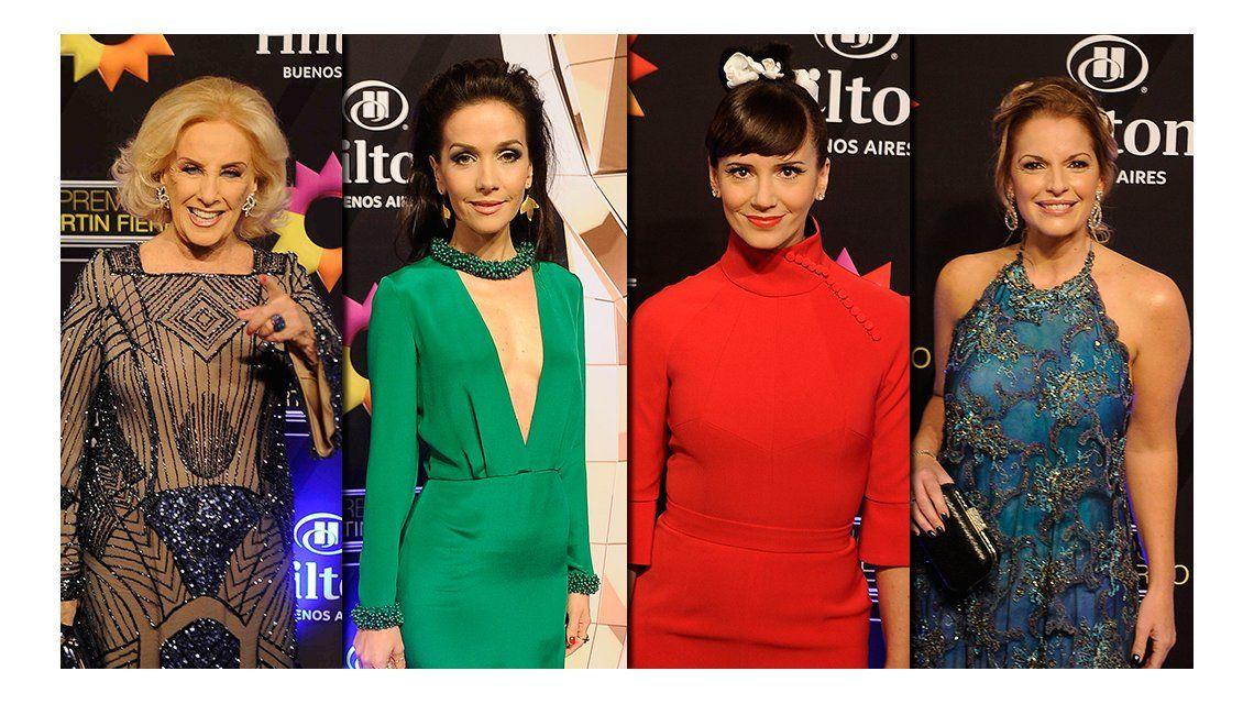 #MF2016: ¿Quién te pareció la mejor y peor vestida de la noche?