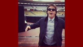 La Plata se prepara para recibir a Paul McCartney