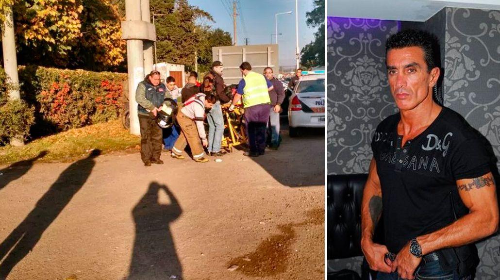 Dani la muerte, herido de bala tras un intenso tiroteo en Luján