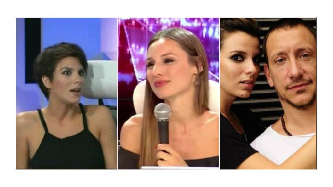 ¿Gimena Accardi se bajó del Bailando por Pampita?: Nico re quería que fuera pero...