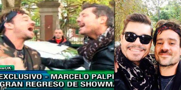 Marcelo Tinelli se anima a cantar con Chano en la apertura: Para mí es algo superlativo