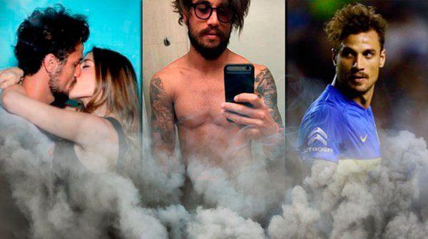 El peor momento de Daniel Osvaldo: desnudos, cigarrillos y sin goles en Boca