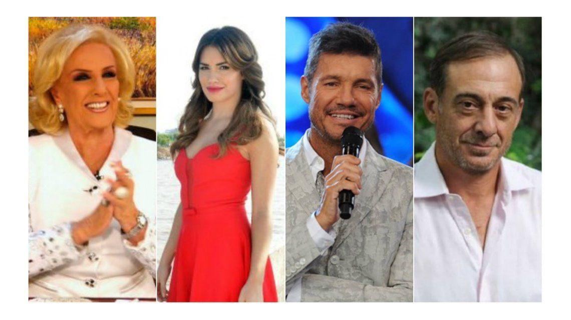 Martín Fierro  2016: ¿Cómo será la selfie solidaria de los famosos?
