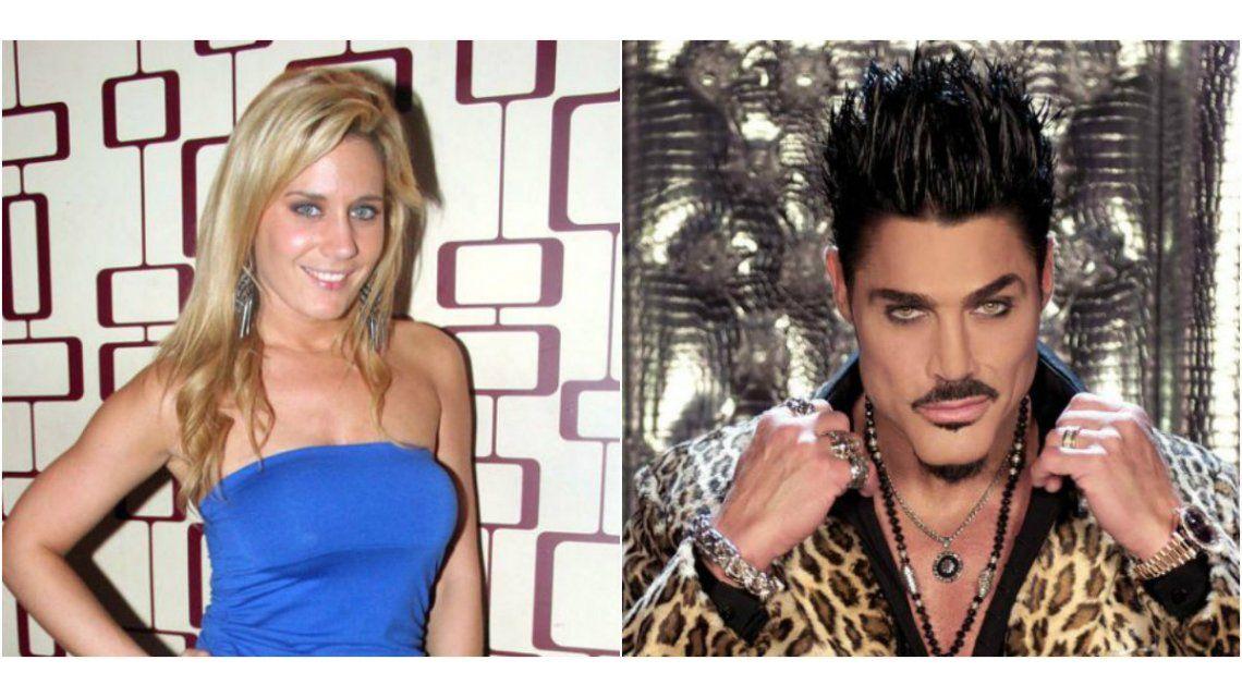 Confirmado: Rocío Marengo, de novia con el hermano de Ricky Fort