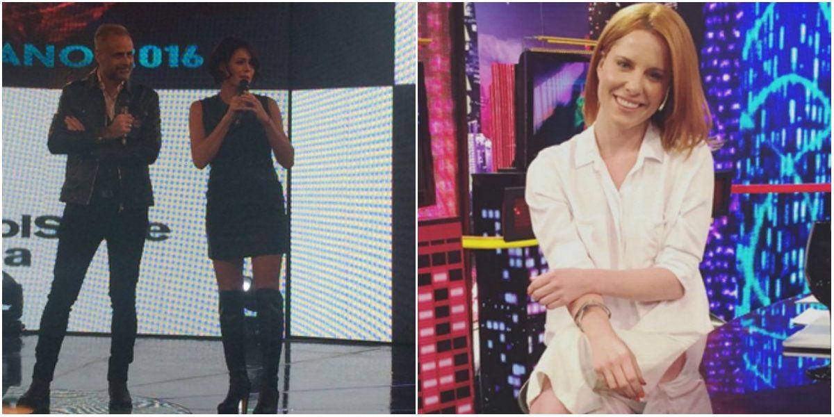 Agustina Kämpfer será panelista de los Debates: la reacción (y elogios) de Rial en vivo