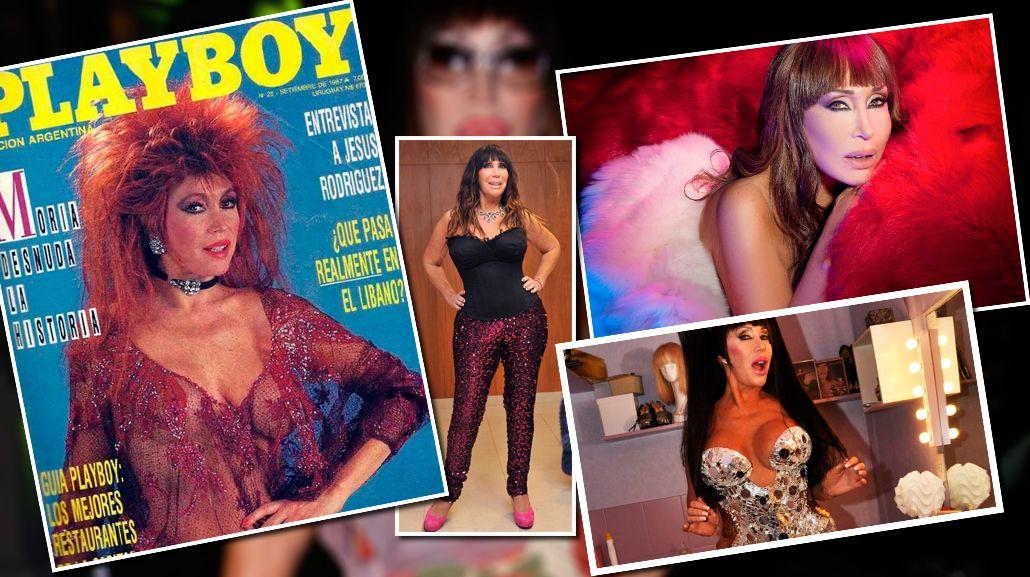 A casi 30 años, Moria Casán volvió a ser tapa de Playboy Argentina: Como gurú de mujeres que quieren trascender el cuerpo