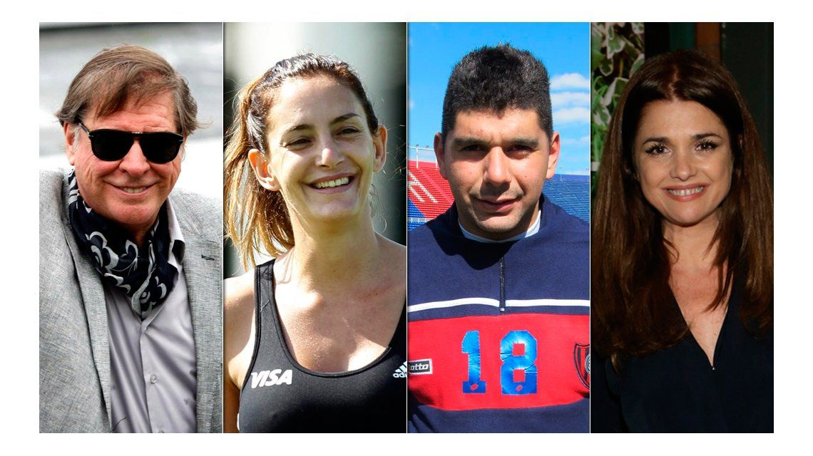 Arturo Puig, Luciana Aymar, Néstor Ortigoza y Araceli González se suman a la apertura