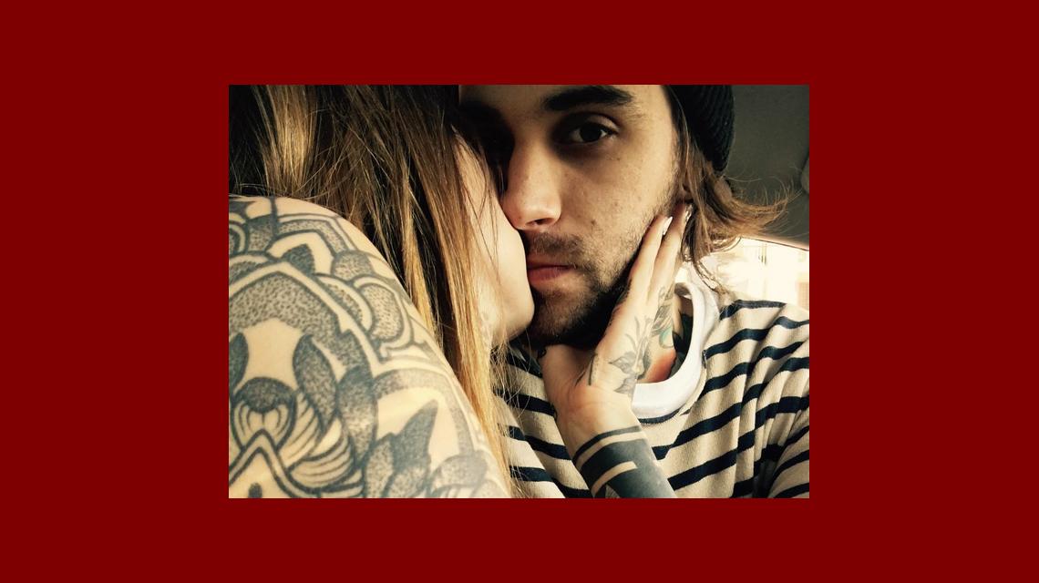 Romance confirmado: la foto de Candelaria Tinelli besando a su novio con mensaje de amor incluido