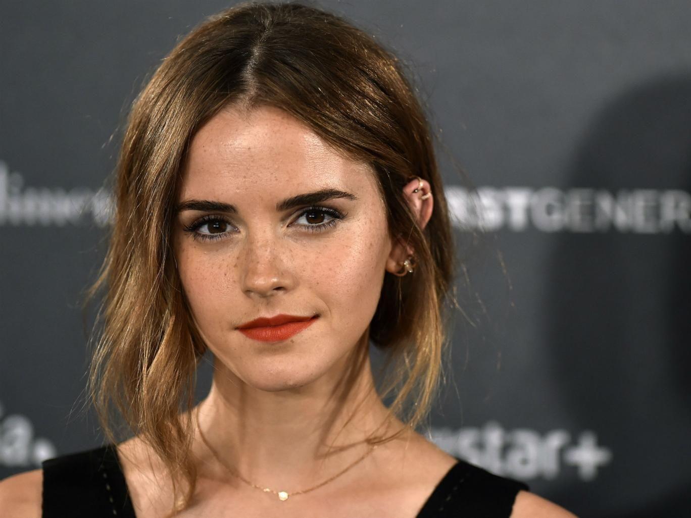Emma Watson demandará al hacker que filtró sus fotos íntimas