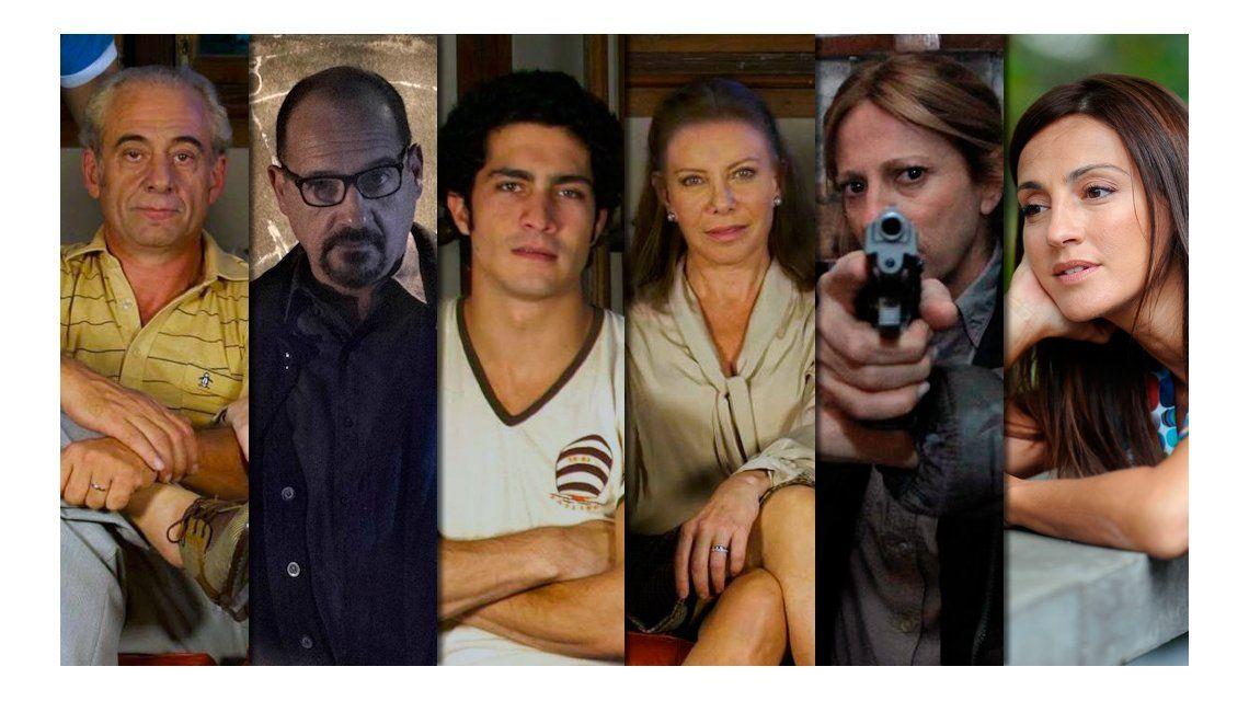 Unitario/Miniserie: ¿quiénes ganarán como mejor actriz y mejor actor?