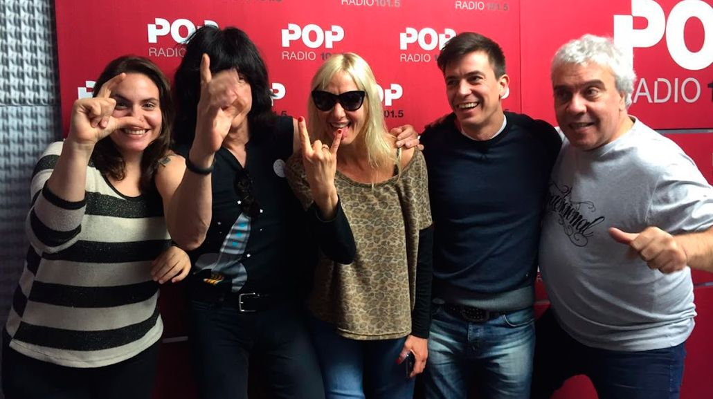 Marky Ramone en Pop Radio: La emoción que siento en Argentina no la sentí en ningún lado