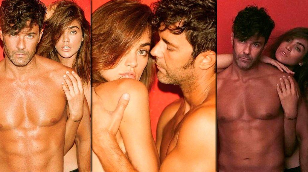 Mariano Martínez estaría en pareja con una amiga de su ex, Juliana Giambroni