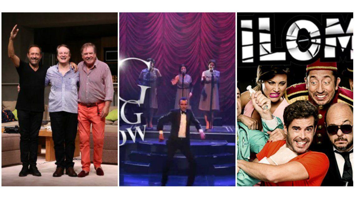 Nuestras mujeres, Bossi Big Bang Show y El quilombero, primeras en el ranking teatral