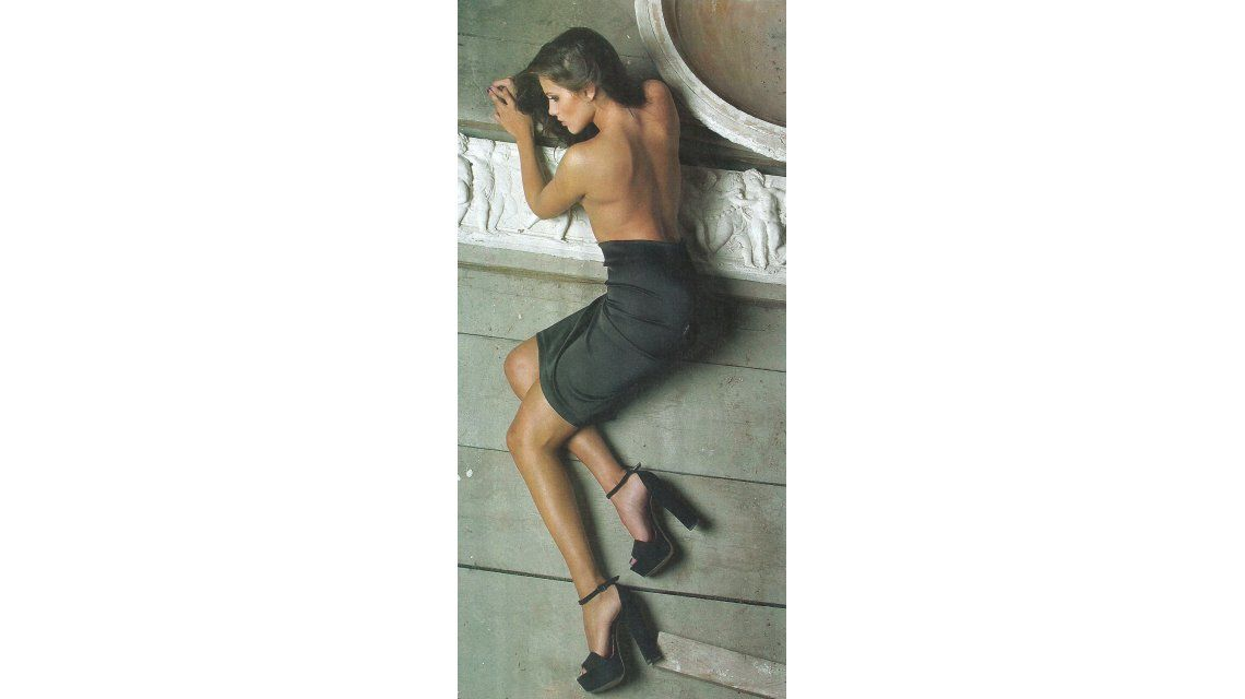 Fotos inéditas de los moretones de Barbie Vélez: Borrarlos iba a ser complicidad con la violencia