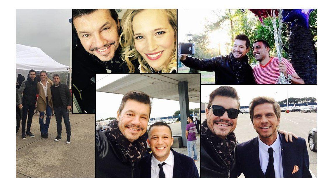 Más famosos y políticos se suman a la apertura de  Showmatch 2016: los Lopilato, Bertucelli, Urtubey y otros...