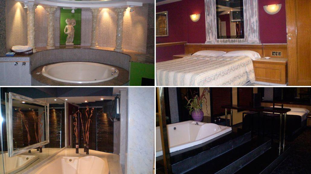 Así es la habitación del hotel donde habrían estado Federico Bal y Laurita Fernández