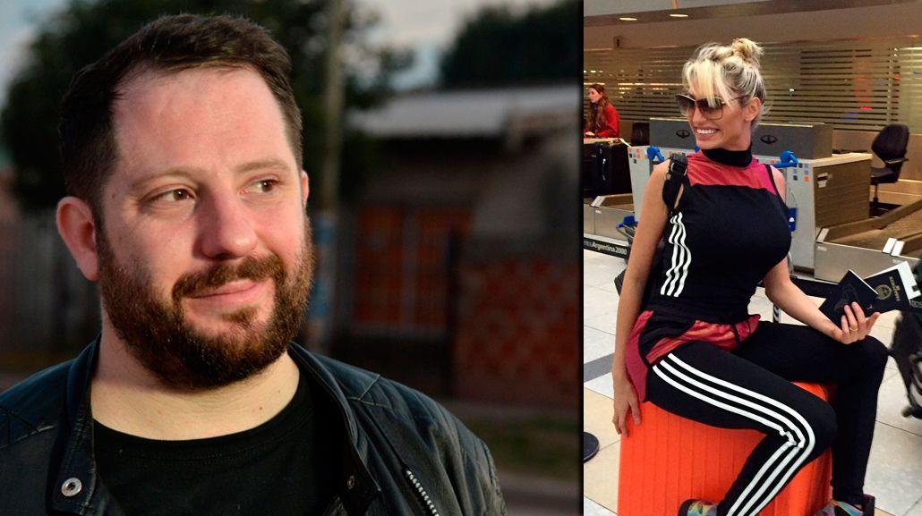 En medio de rumores, Vicky Xipolitakis se fue sola a Miami; y José Ottavis niega un escándalo