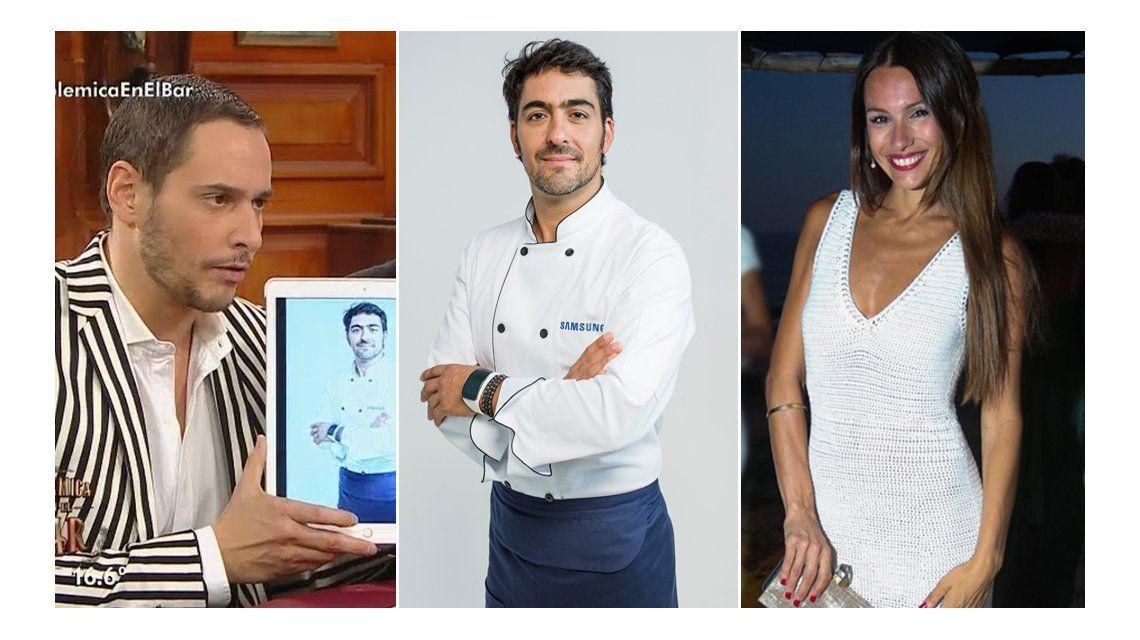 ¿Quién es Cristopher Carpentier?: el cocinero top de Chile que cenó con Pampita