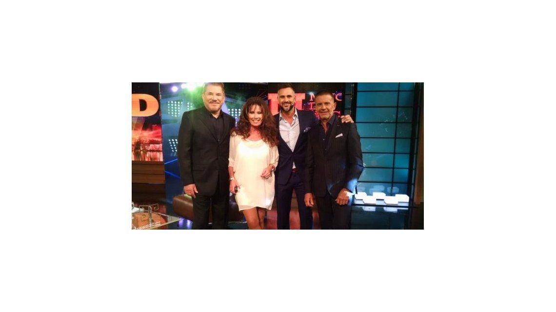 Tras su debut en las noches de Canal 9, Leo Montero habla de Marcelo Tinelli: No tiene sentido que me preocupe por...