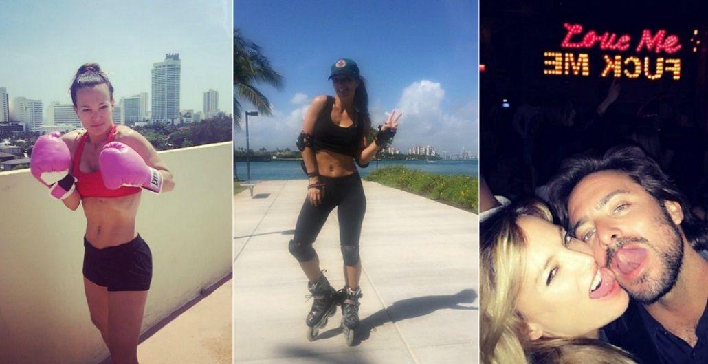 Otra diosa argentina que triunfa en el exterior: la nueva vida de Claudia Albertario en Miami