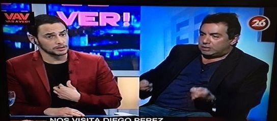 Diego Pérez contó que un médico le propuso dejarlo en coma durante una semana para adelgazar
