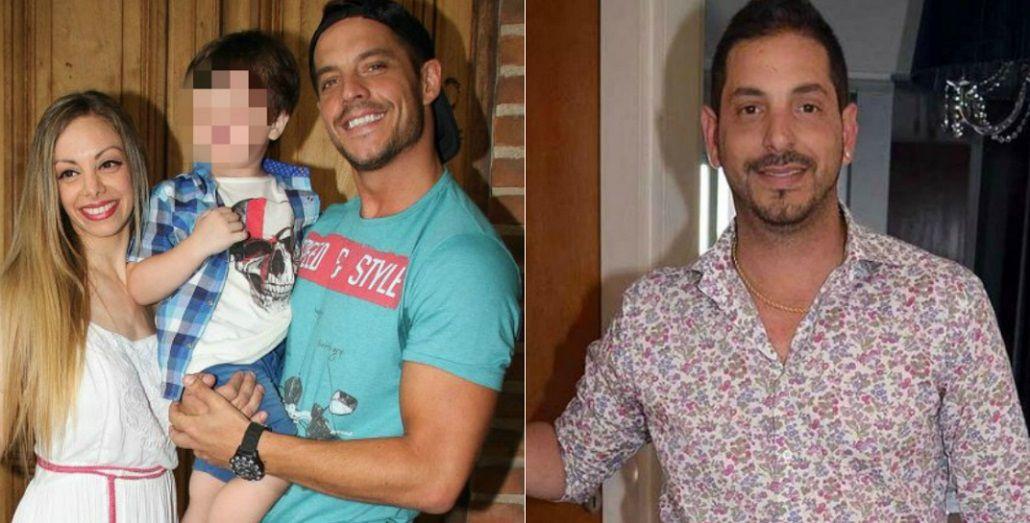 El particular llamado de Ariel Diwan a Francisco Delgado por Ian, su hijo con Gisela Bernal
