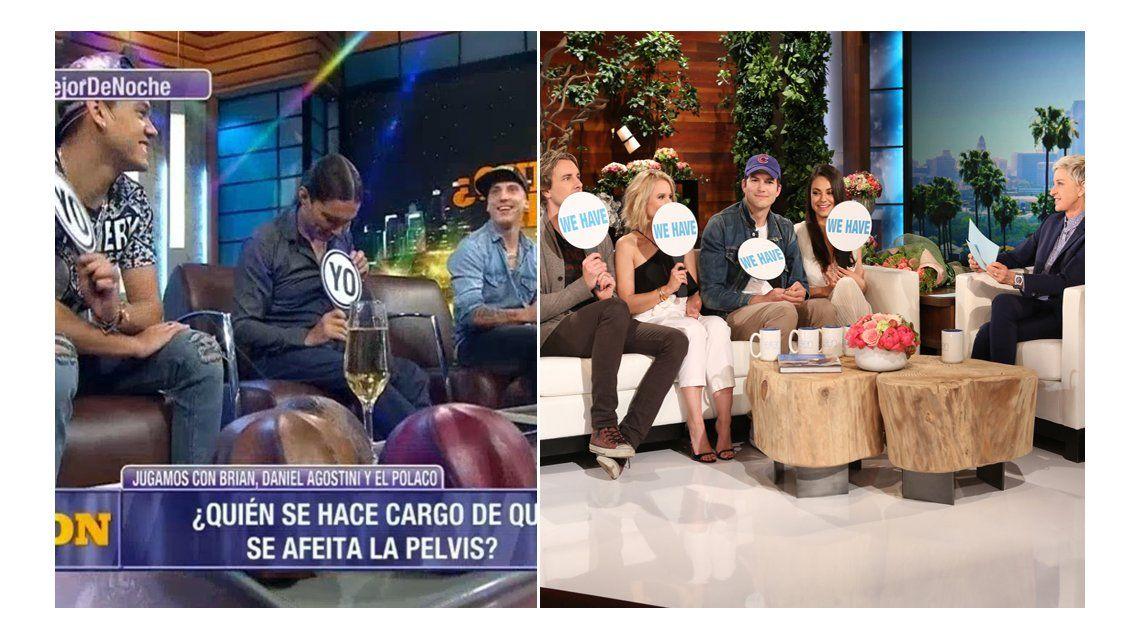 La llamativa coincidencia entre el nuevo programa de Leo Montero y un show norteamericano