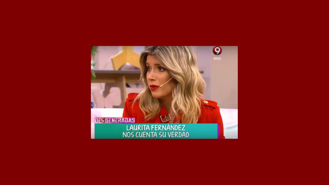 Laurita Fernández contó por qué dijo que pensaba en Fede Bal y casi confirma un embarazo de Barbie Vélez