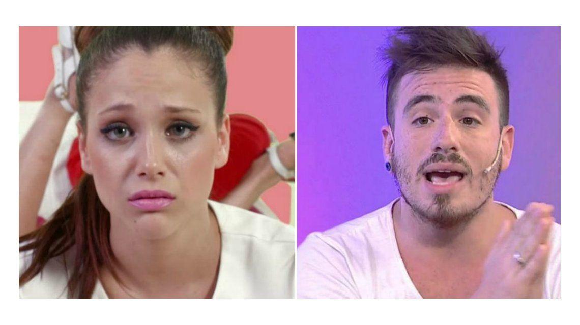 Entre lágrimas, Barbie Vélez contestó la denuncia de Fede Bal: No soy una enferma mental ni una pirómana