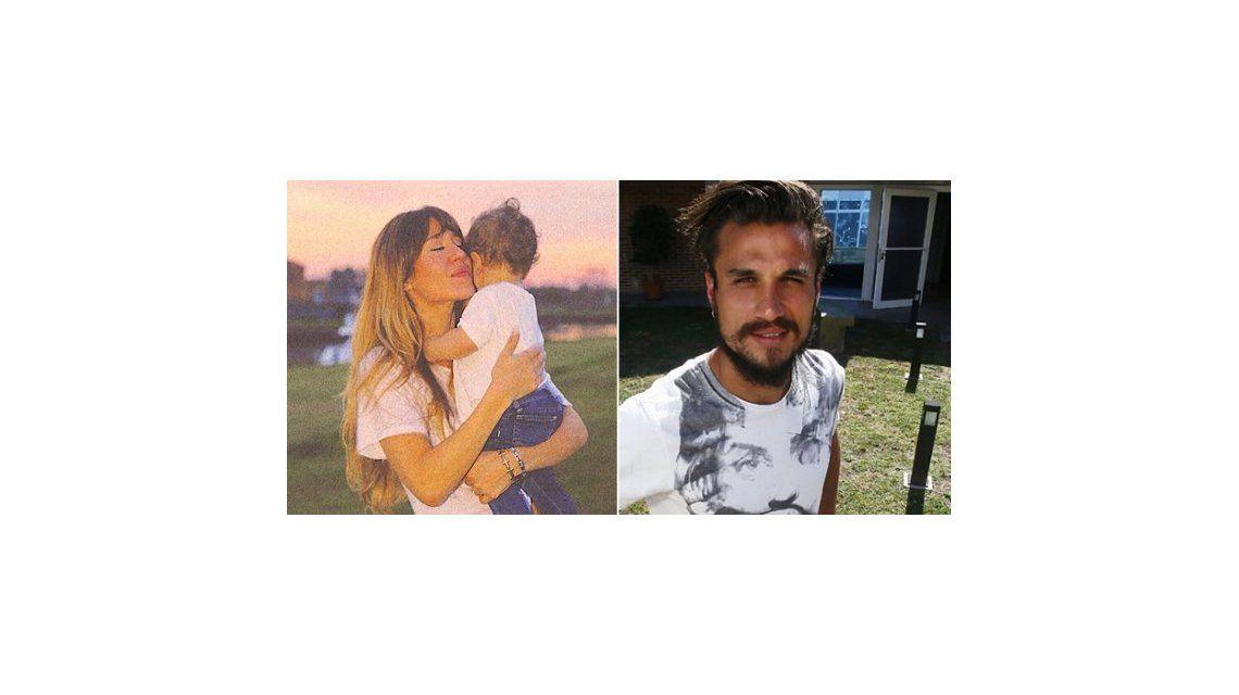 Jimena Barón defiende a Daniel Osvaldo de las críticas como padre: Pelotudeces no