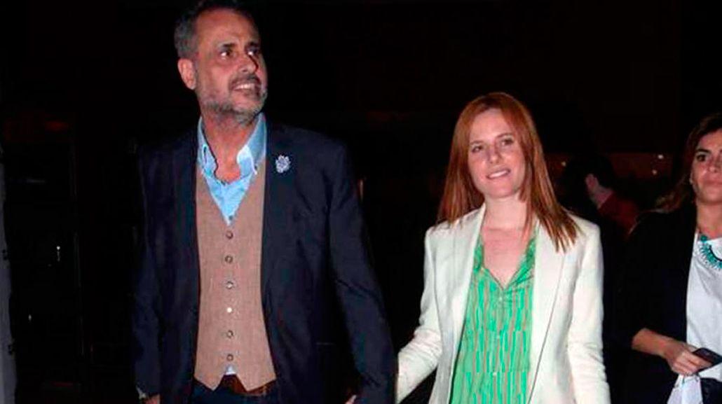 Reconciliación confirmada: Jorge Rial y Agustina Kämpfer, juntos otra vez