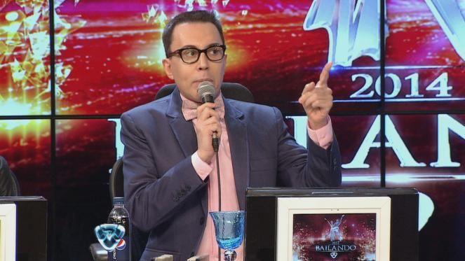Marcelo Polino contó por qué se le ocurrió agregar el menos 1 al puntaje del Bailando