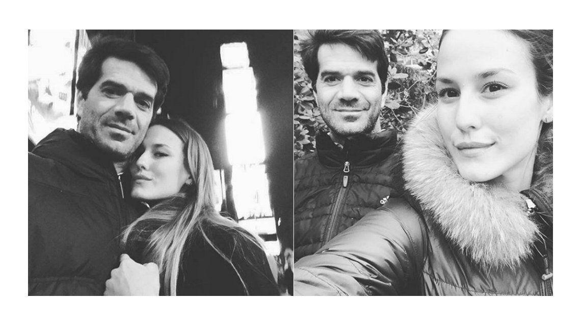 El romántico viaje de Luli Fernández  y su marido a Nueva York: All you need is love