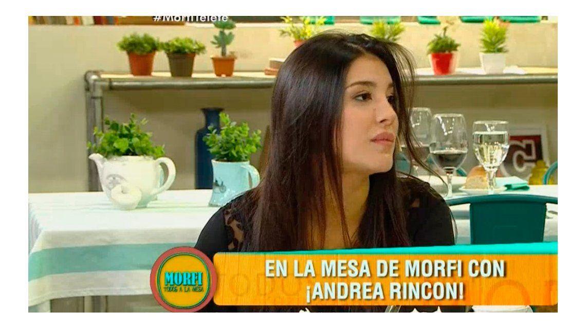 Andrea Rincón habló de todo: su rehabilitación de las drogas, la crisis de los 30 y la maternidad