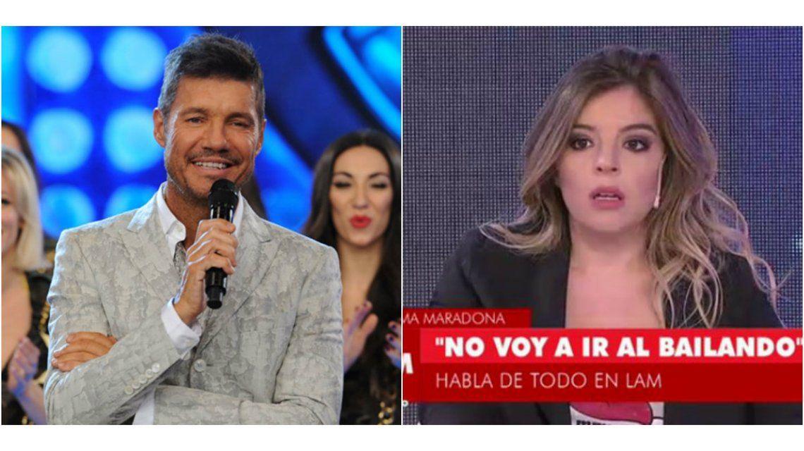 Dalma Maradona no va a estar en el Bailando 2016: No me bajé, nunca me subí