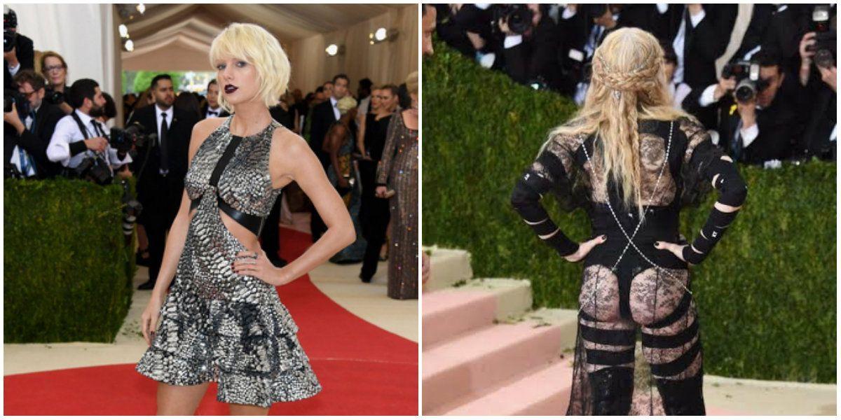 Los looks de las celebrities en la gala del MET y Madonna ¡mostrando todo!