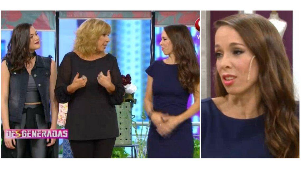 Comenzó el nuevo programa de Georgina Barbarossa con Victoria Onetto en Canal 9