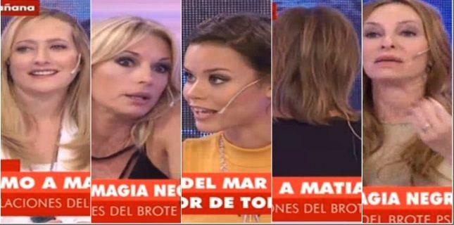 María del Mar, bombardeada en Ángeles de la mañana: ninguneos, ironías y una panelista le dio la espalda