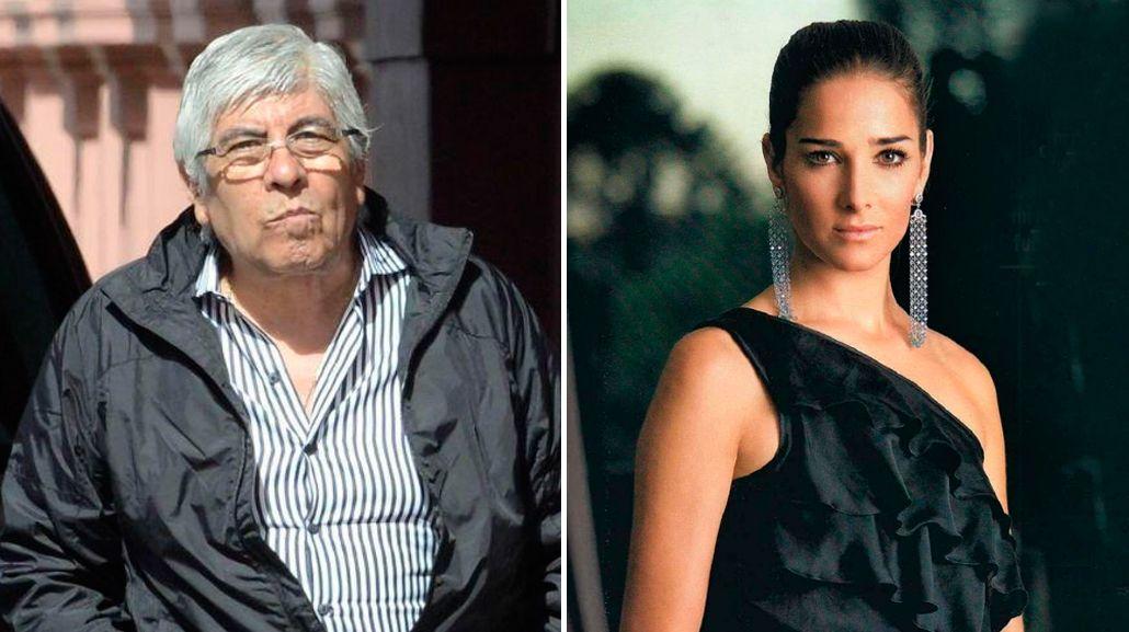 Hugo Moyano le respondió a Juana Viale, que quería que Mirtha done el collar que le regaló el sindicalista