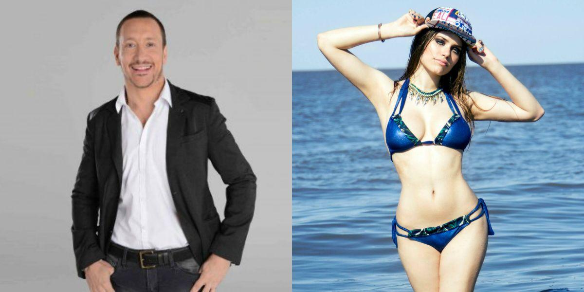 Nicolás Vázquez y Eva de Dominici, la nueva pareja para la pantalla grande