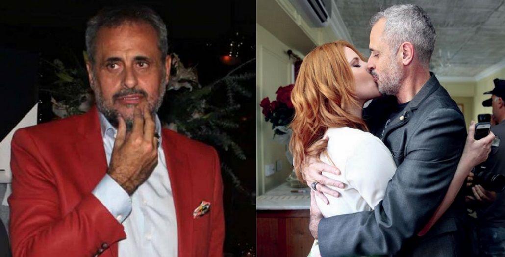 ¿Jorge Rial y Agustina Kämpfer, cerca de la reconcilliación?: Tenemos momentos altos y bajos, pero nos seguimos amando