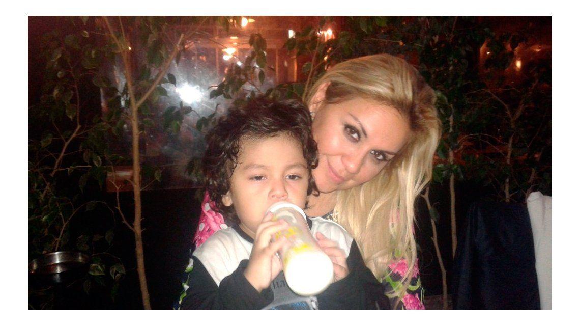 Verónica Ojeda, tras la operación de su hijo: Vi la ternura con la que Gianinna miraba a Dieguito