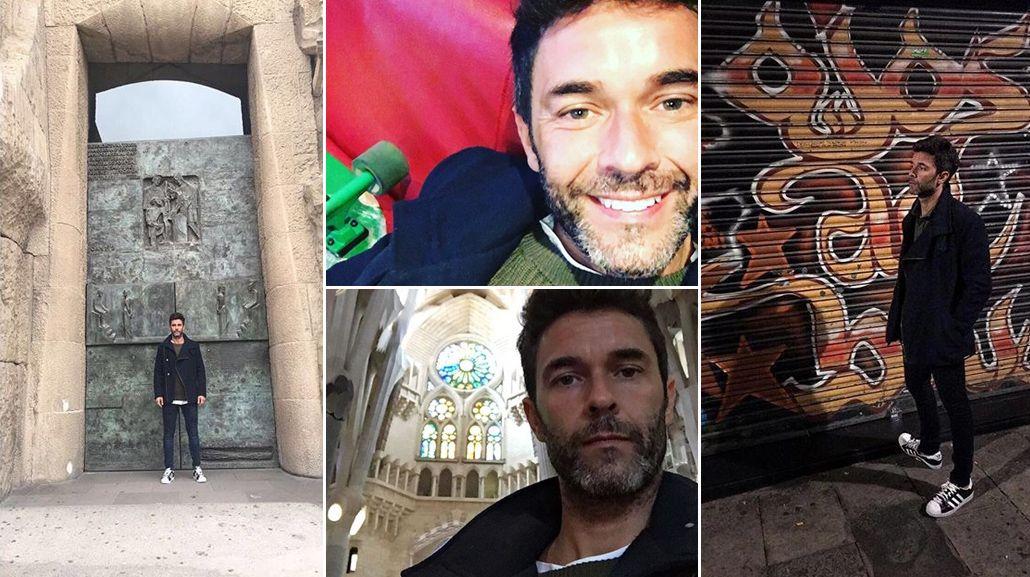 Mariano Martínez, reflexivo y místico tras su viaje a España: La mejor decisión que tomé en mucho tiempo