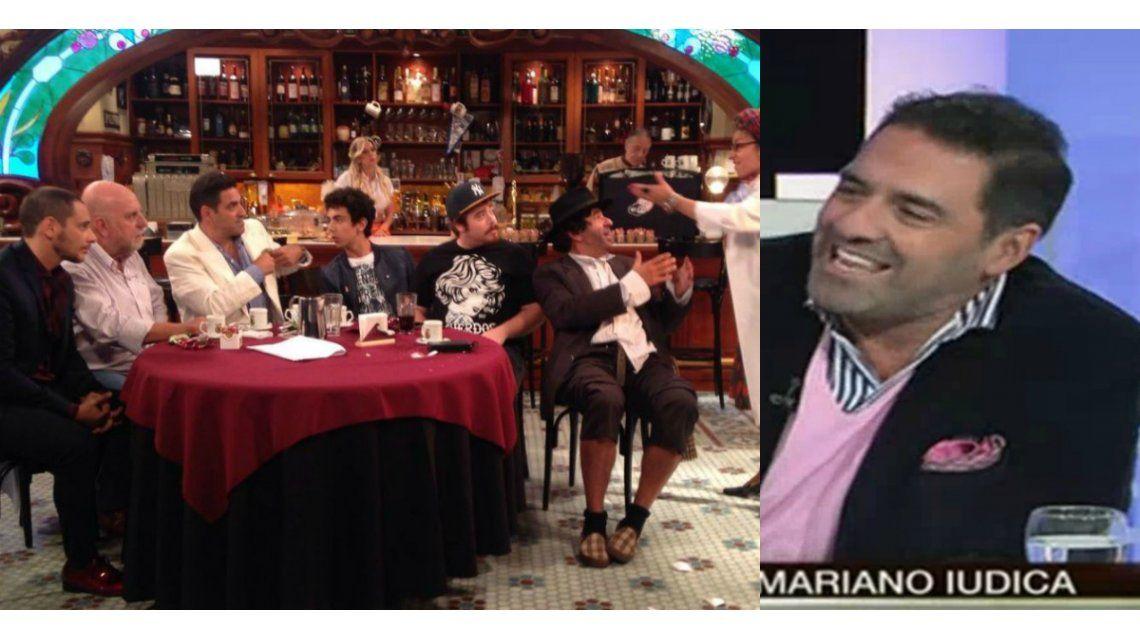 Mariano Iúdica, sobre el estilo de Polémica en el Bar: Estoy orgulloso de hacer humor sano, blanco, familiar y popular
