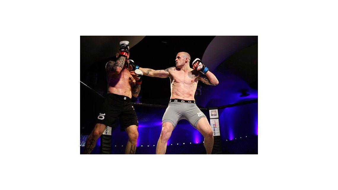 Mirá cómo está ahora el actor de Harry Potter que se convirtió en peleador de MMA