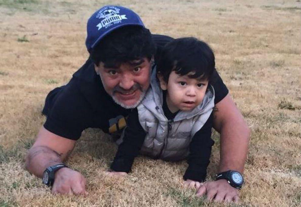 Operan a Diego Fernando Maradona: los detalles
