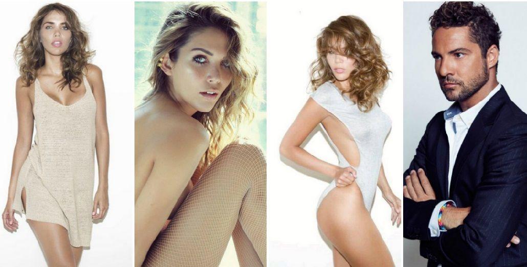 Conocé a Rosanna Zanetti, la voluptuosa actriz venezolana y nueva novia de David Bisbal