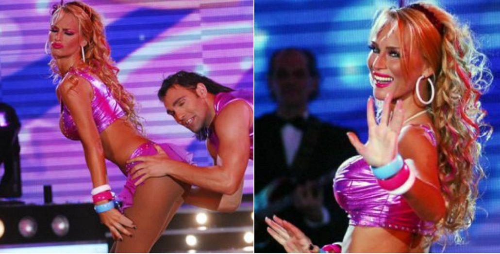¡Diosa en la pista! Sabrina Rojas vuelve al Bailando