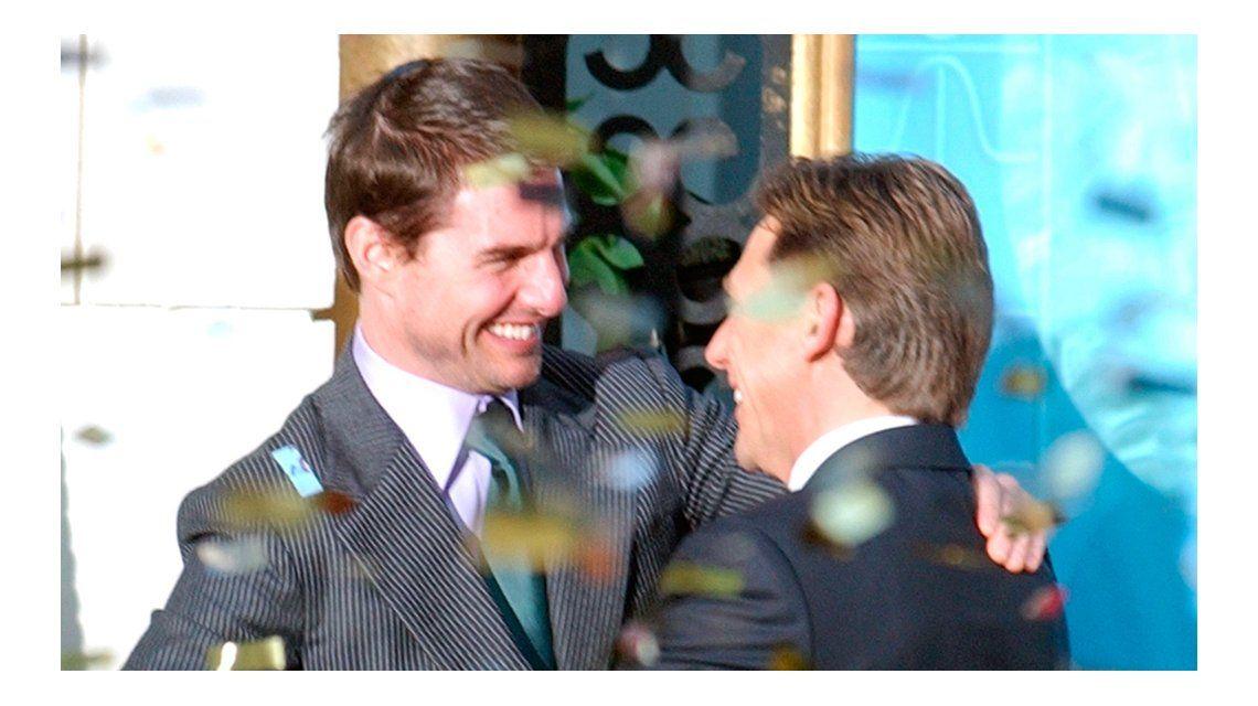 Tom Cruise, complicado: después de los rumores de romance con el líder de su religión, un  libro que lo puede arruina