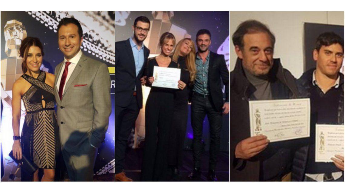 Se entregaron los diplomas a los nominados para los Martín Fierro